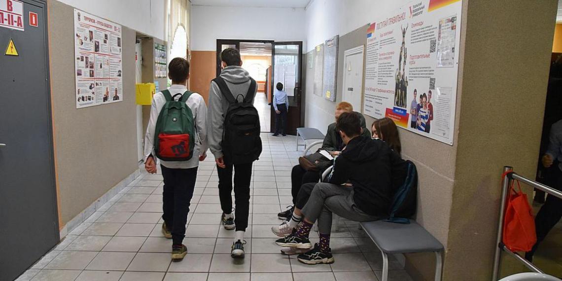 В школах отменят общие перемены и единый звонок