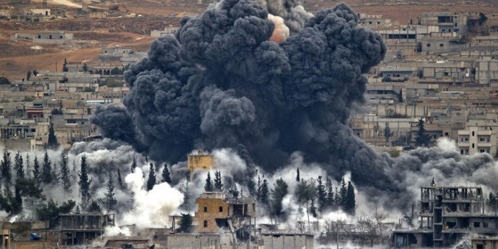 Россия и США договорились обмениваться целями в Сирии