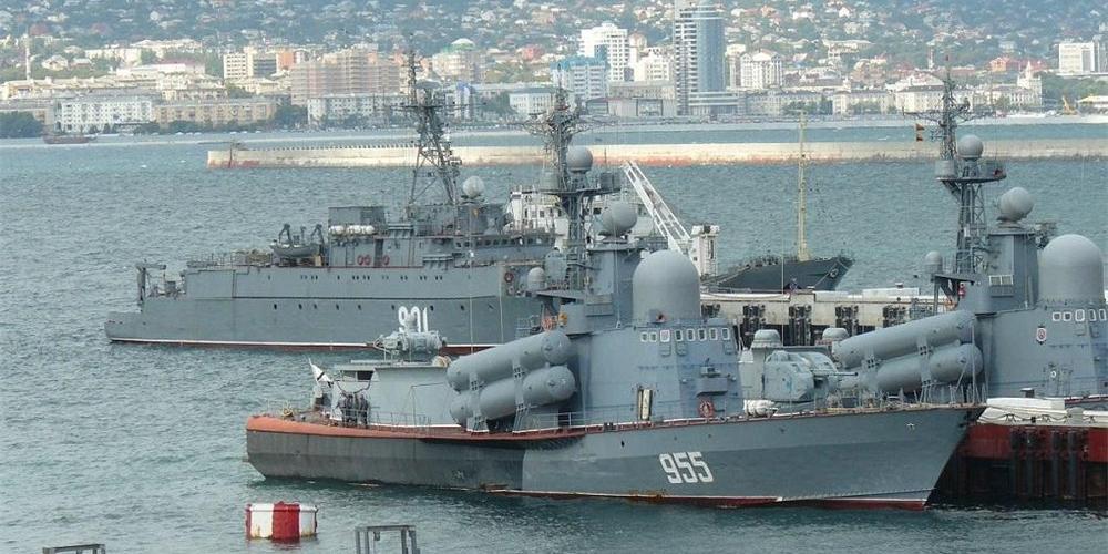 В Киеве заявили  о  возможности удара по кораблям в Новороссийске