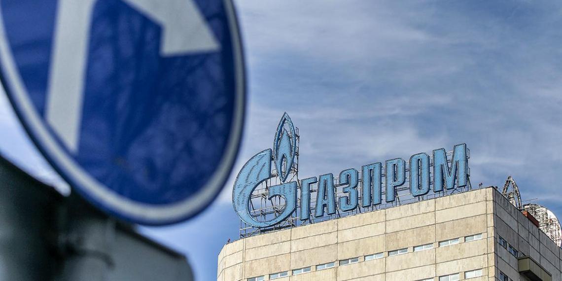 """Доходы """"Газпрома"""" от экспорта газа обвалились"""