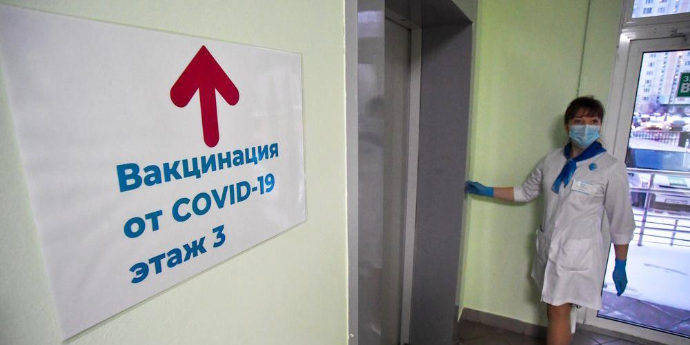 К осени столичные власти хотят вакцинировать до 70% москвичей