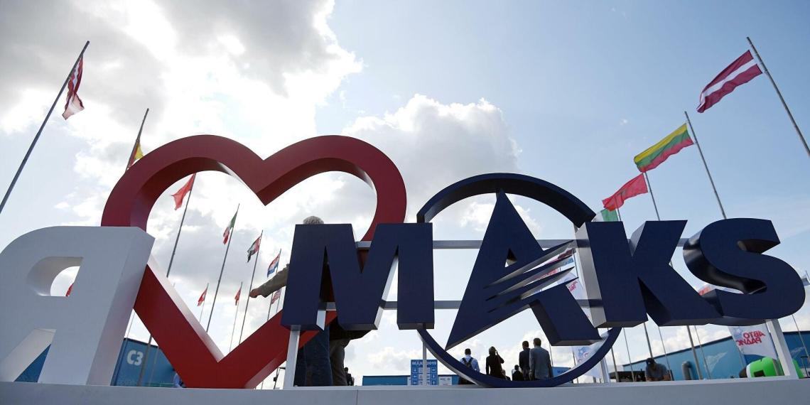 Россия продемонстрирует на МАКС-2021 первый в мире электросамолет