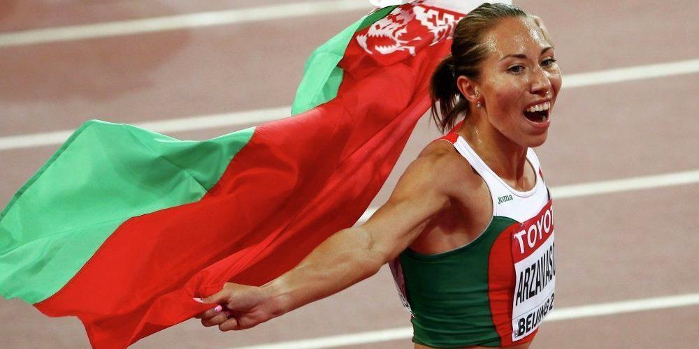 Белорусскую чемпионку мира по легкой атлетике уволили с работы из-за подписи против Лукашенко