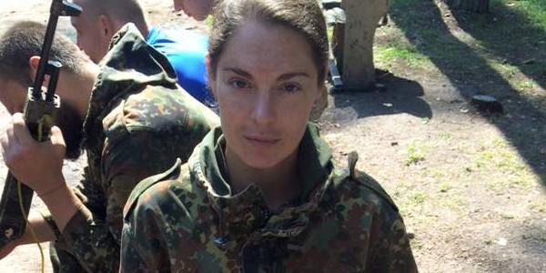"""Российская оппозиционерка, бывшая санитаркой в """"Азове"""", арестована СБУ за подготовку терактов"""