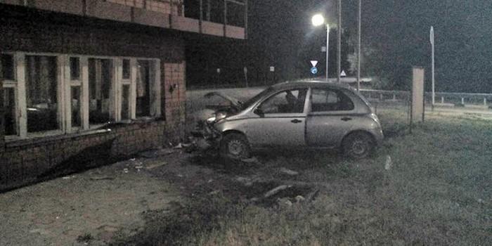 "Четыре курянина пострадали в столкновении ""Ниссана"" и биотуалета"
