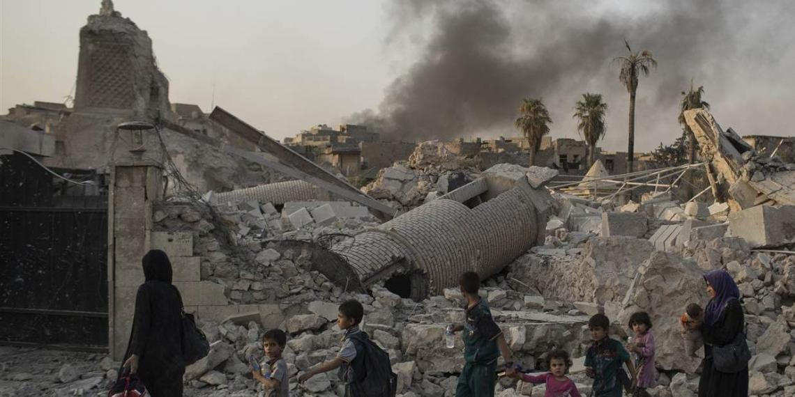 Минобороны назвало площадь территории Сирии, контролируемой террористами ИГ