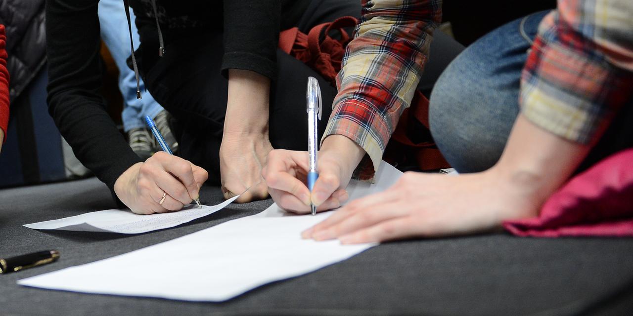 Украинцы начали писать доносы на русскоязычных сограждан