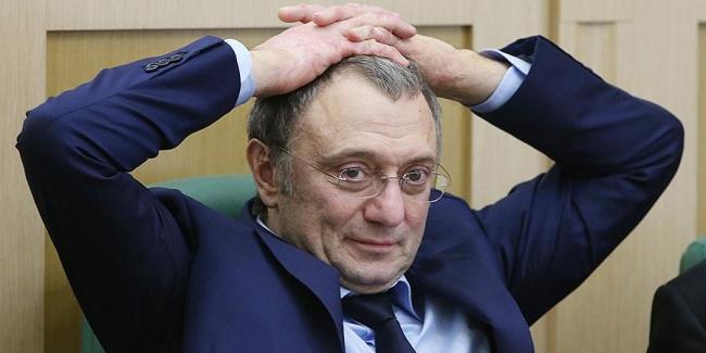 Франция сняла обвинения с сенатора Сулеймана Керимова