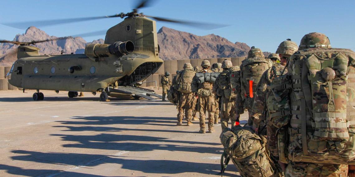 В Турции констатировали поражение США в Афганистане