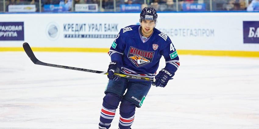 Американский хоккеист заявил об угрозах после критики жизни в России