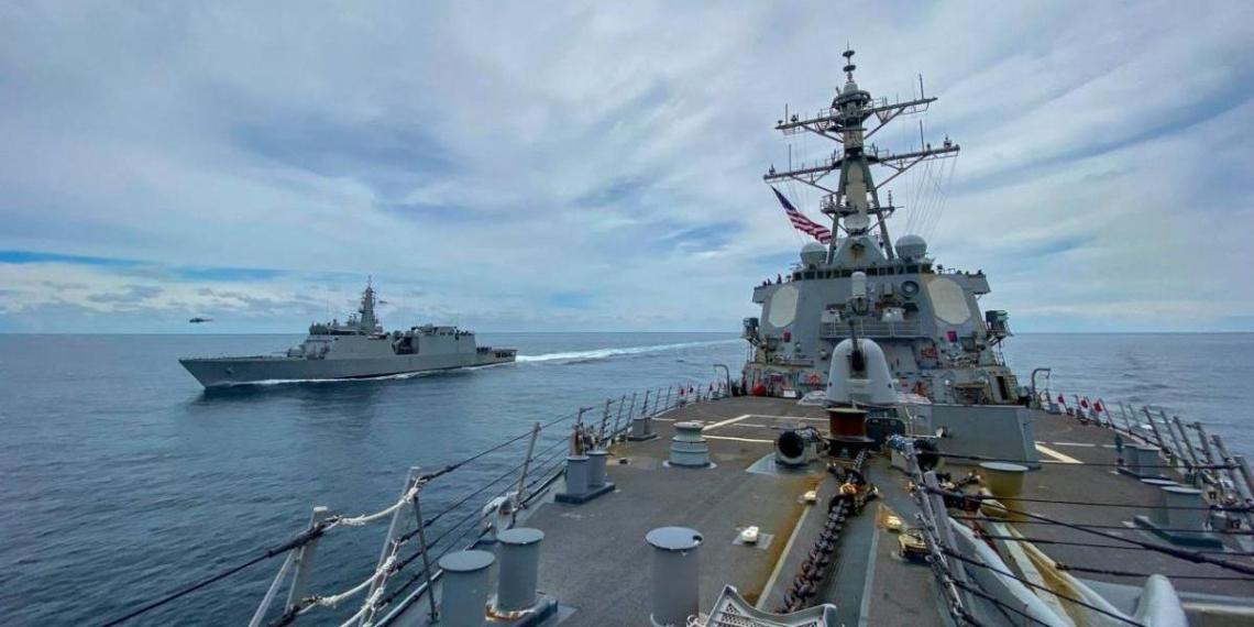 Popular Mechanics назвало вторую страну мира по мощности флота