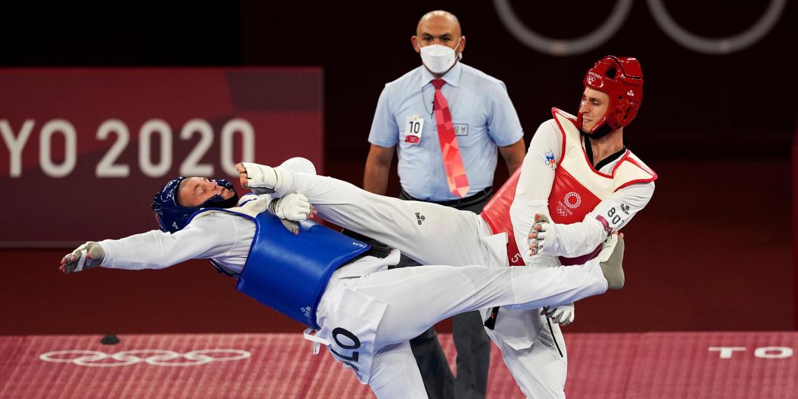 Россия выиграла еще одно олимпийское золото в тхэквондо
