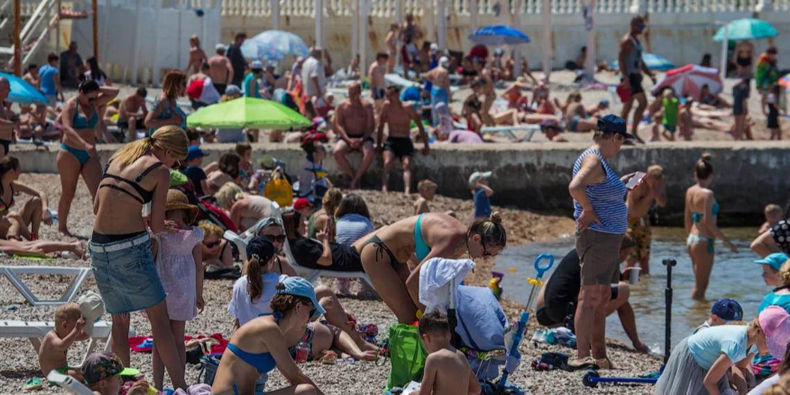 Названа средняя стоимость семейного отдыха в Крыму этим летом