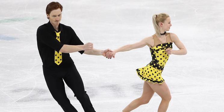 Российские фигуристы упустили медаль на Олимпиаде в Пхенчхане