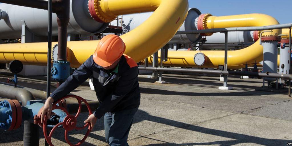 На Украине начались закупки газа по рекордной цене