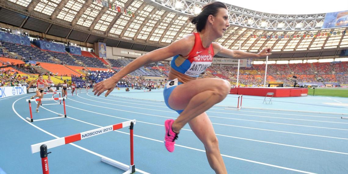 У олимпийских чемпионов из России нашли допинг