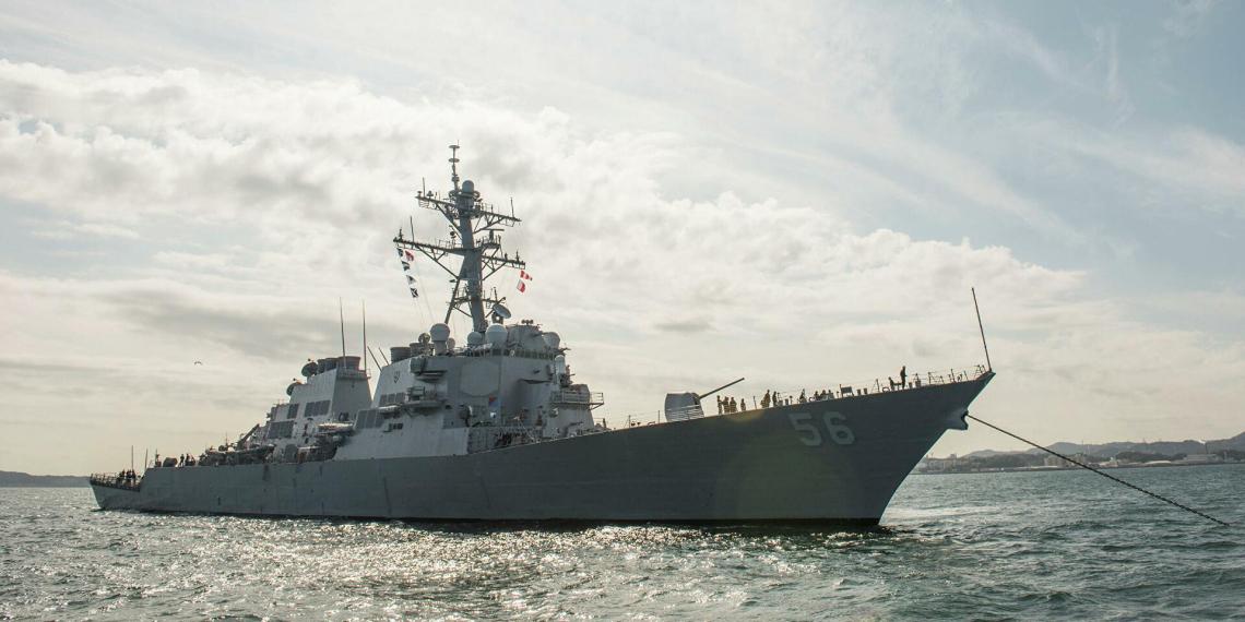 В Британии заявили об угрозе Третьей мировой из-за американских кораблей у границ России