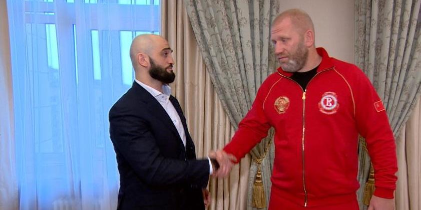 Яндиев извинился перед Харитоновым