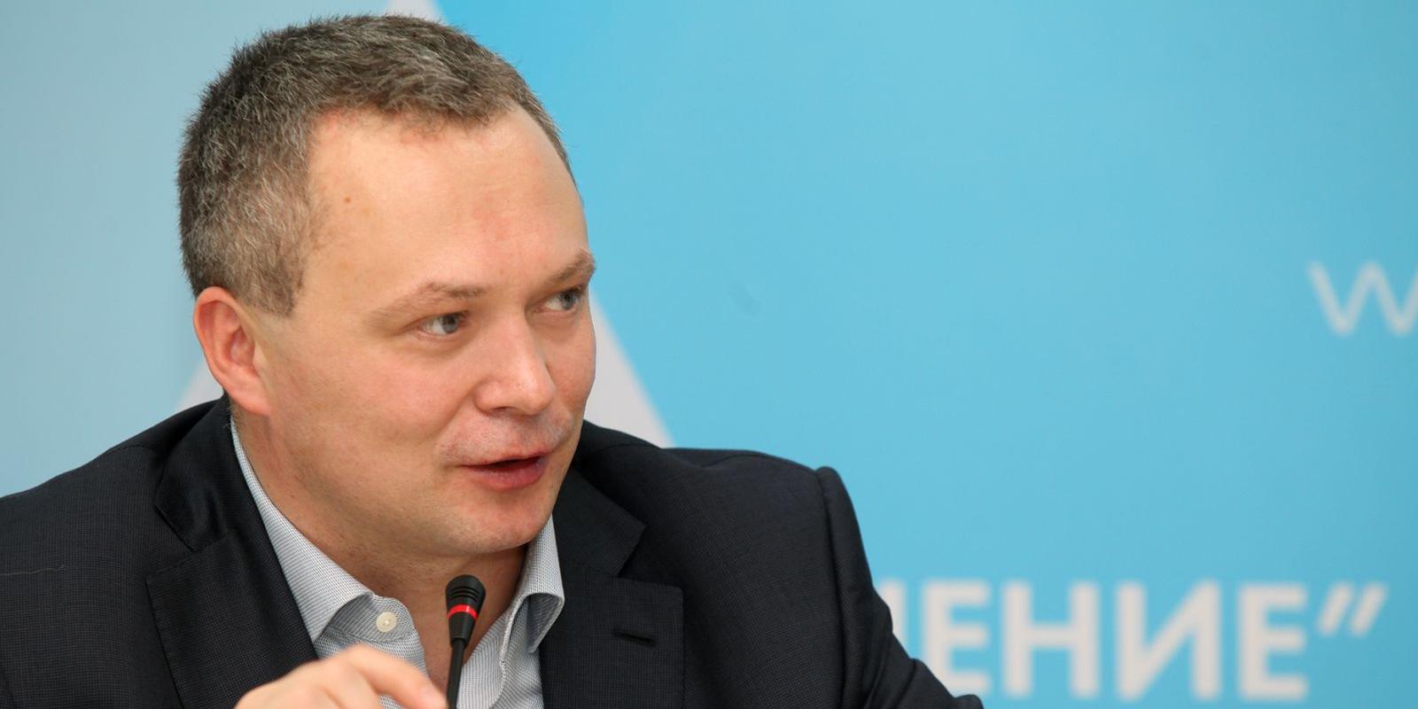 """Костин заявил о расширении """"путинского большинства"""""""