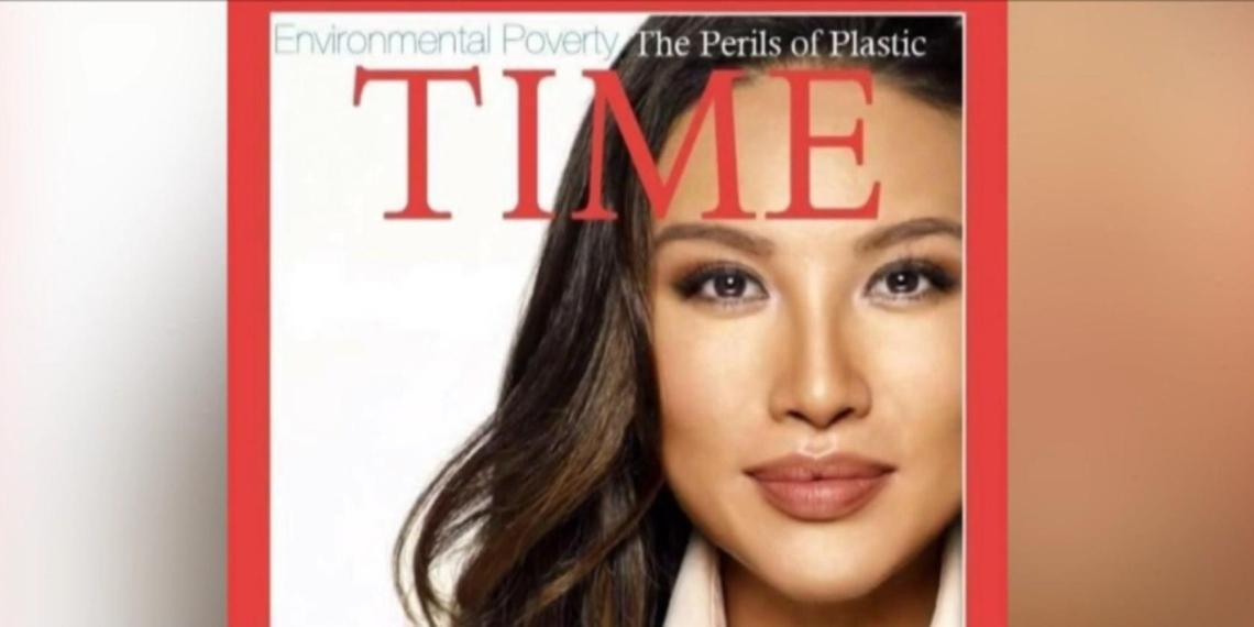 Американка создала обложку Time со своим фото, выдумала резюме и стала зампомощника госсекретаря США