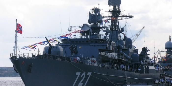 От властей Испании потребовали объяснений из-за оказания поддержки ВМФ России