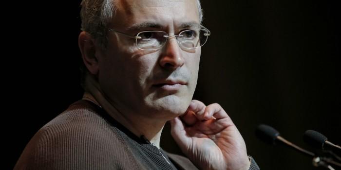 Парламент Британии советуется с Ходорковским по поводу действий в отношении России