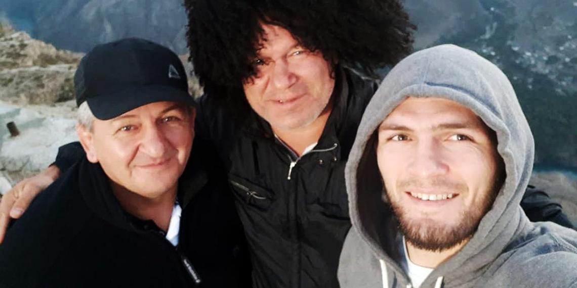 Тактаров рассказал об отношениях с семьей Нурмагомедовых