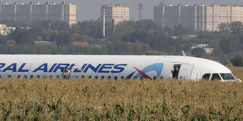 """Глава Росаваиции признал действия пилотов A321 """"единственно верными"""""""