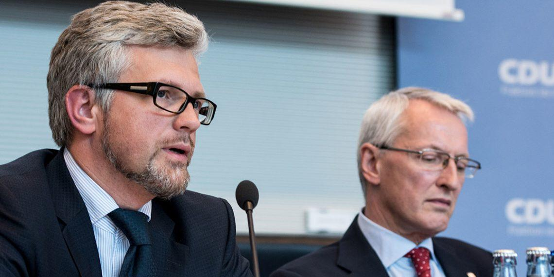Посол Украины заявил о страхе Германии перед Путиным