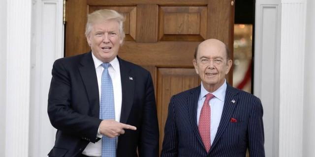 СМИ рассказали о связи будущего министра торговли США с Россией