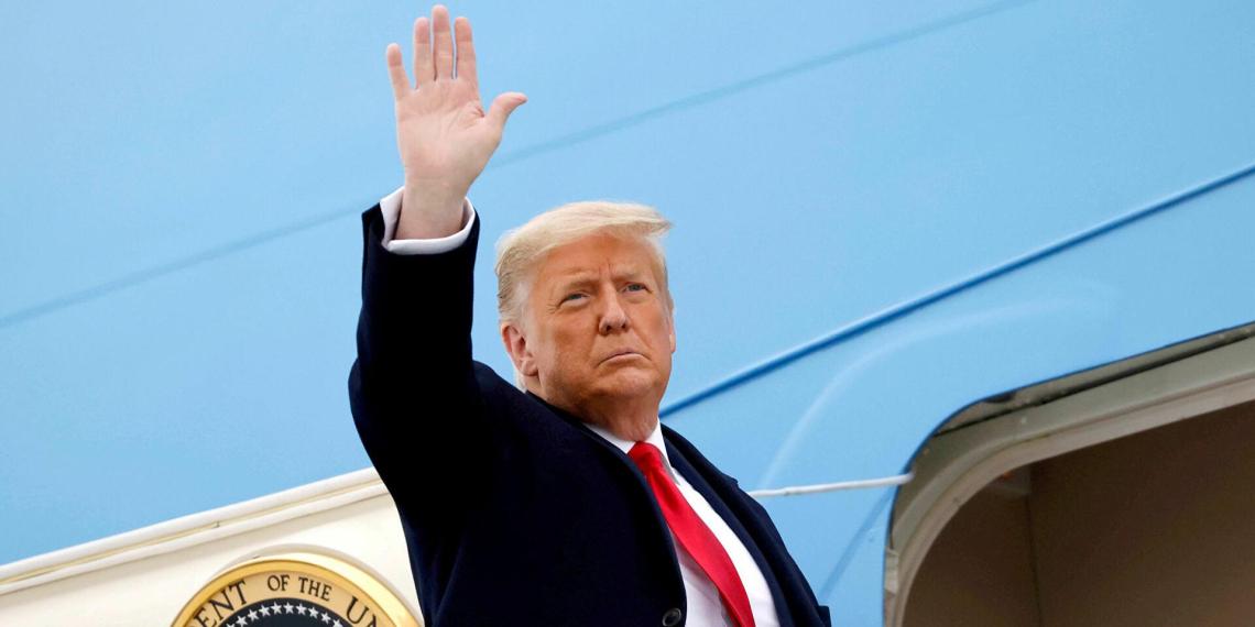 Трамп рассказал, когда ждать развала США