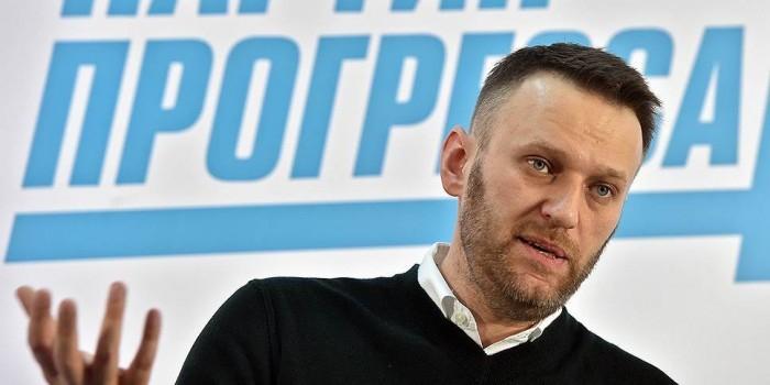 Группа сторонников Навального вышла из Партии прогресса, назвав его жуликом