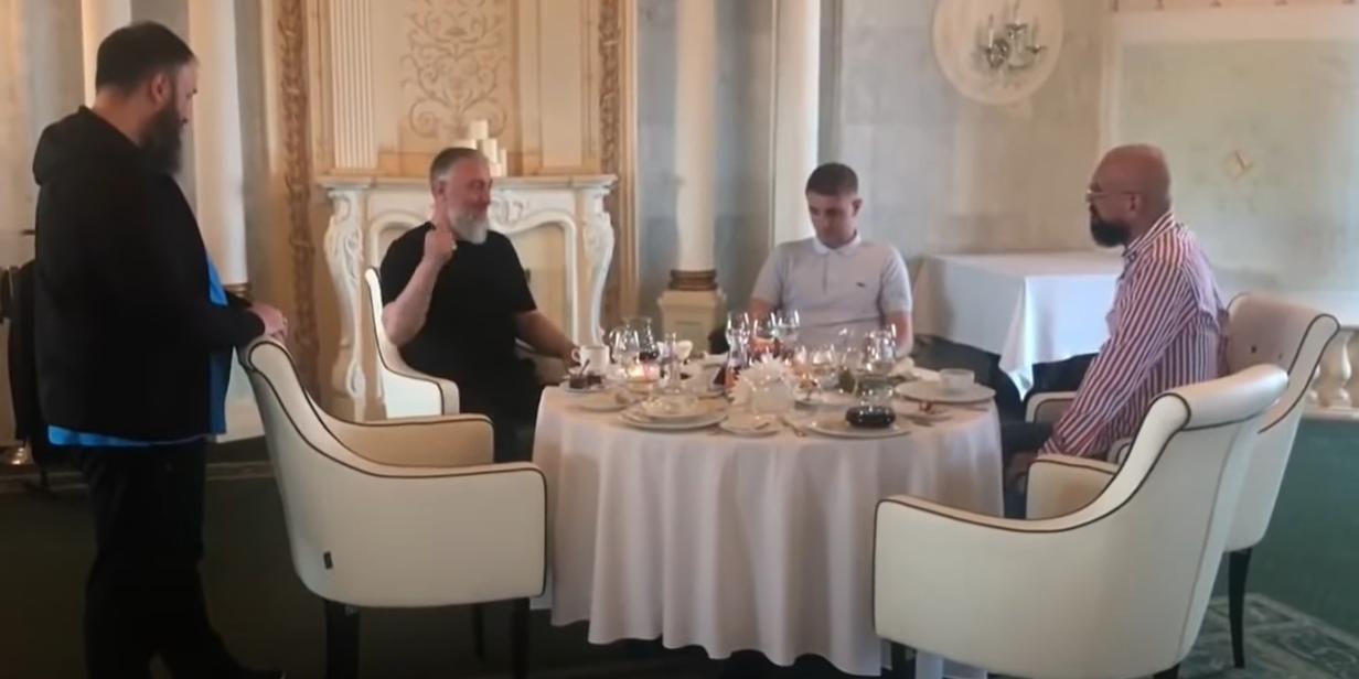 После вмешательства Кадырова чеченцу пришлось извиняться перед русским блогером