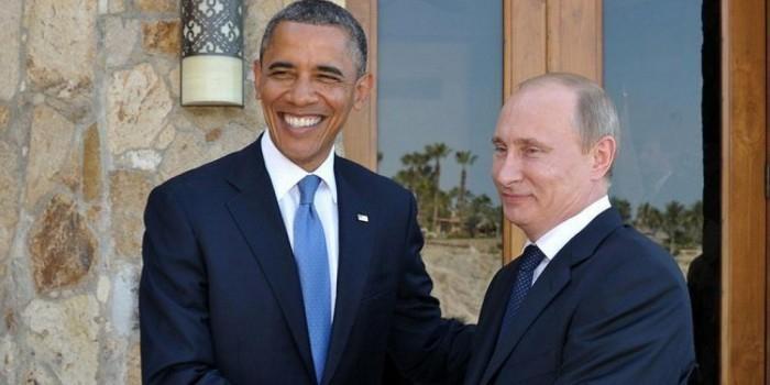 СМИ сообщили, когда встретятся Путин и Обама