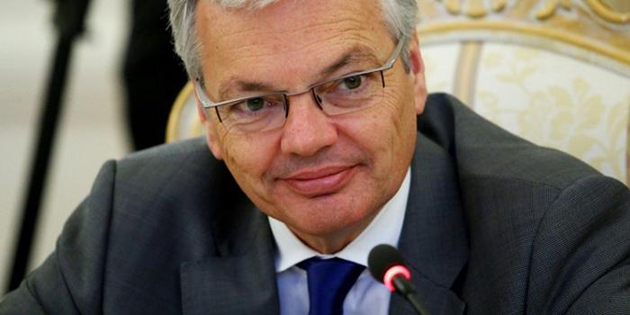 Глава МИД Бельгии: ЕС готов выстраивать новые отношения с Россией