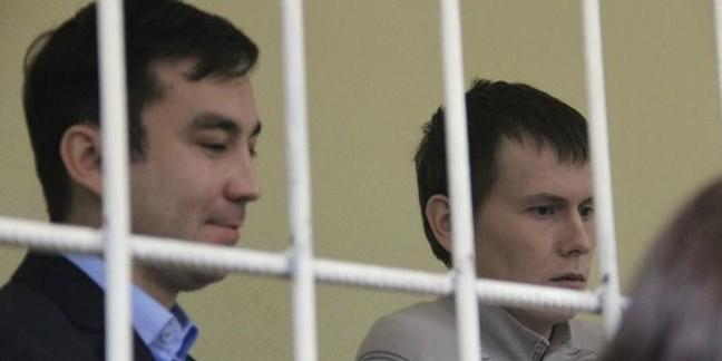 Украинский суд приговорил россиян Ерофеева и Александрова к длительным срокам заключения