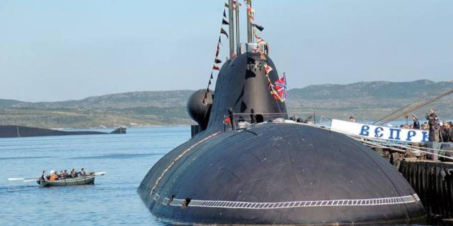 """ВМФ завершили послеремонтные испытания подлодки """"Вепрь"""""""
