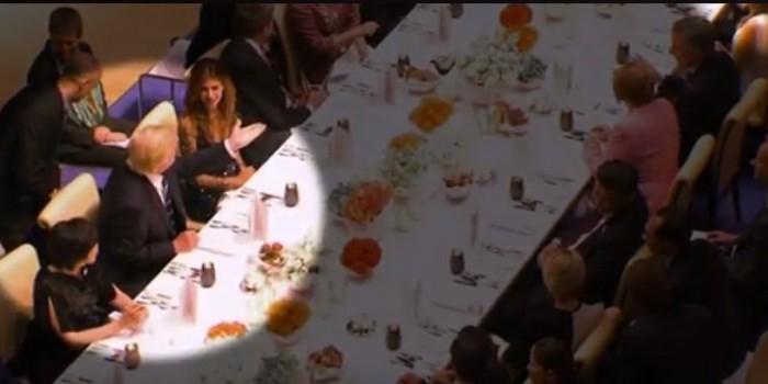 Трамп во время ужина на саммите G20 пообщался с Путиным жестами