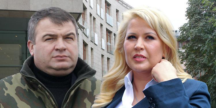 Сердюков и Васильева сыграли свадьбу