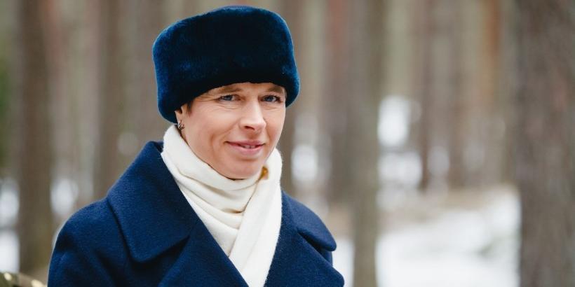Президент Эстонии оправдалась за внуков, посещающих русский детский сад