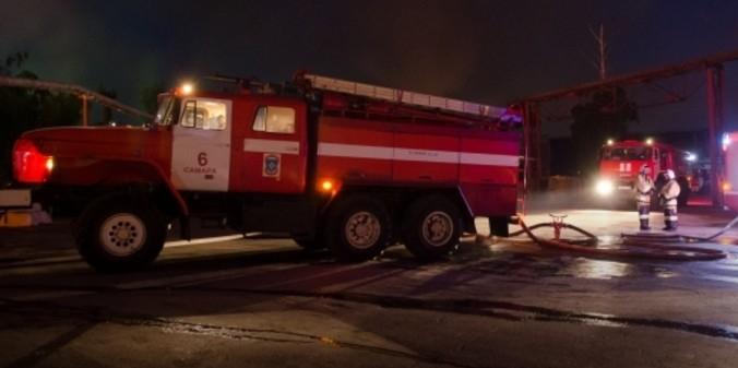 Из-за искры от бюстгальтера произошел пожар на Казанском пороховом заводе