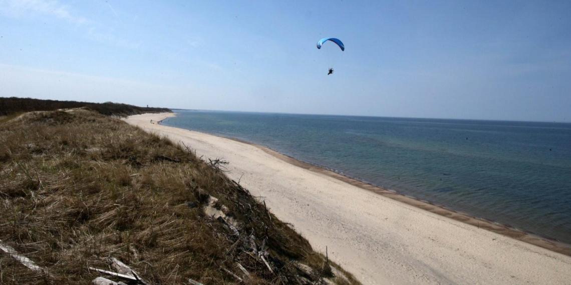 Польша построит остров в Калининградском заливе