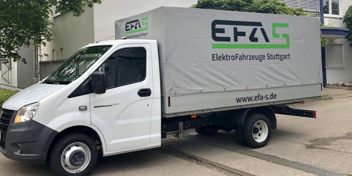"""ГАЗ готовит водородную электрическую """"ГАЗель Next"""" для Германии"""