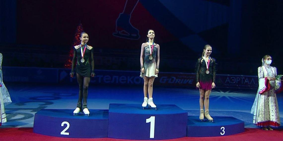 Журналиста из США впечатлило мастерство фигуристок на чемпионате России