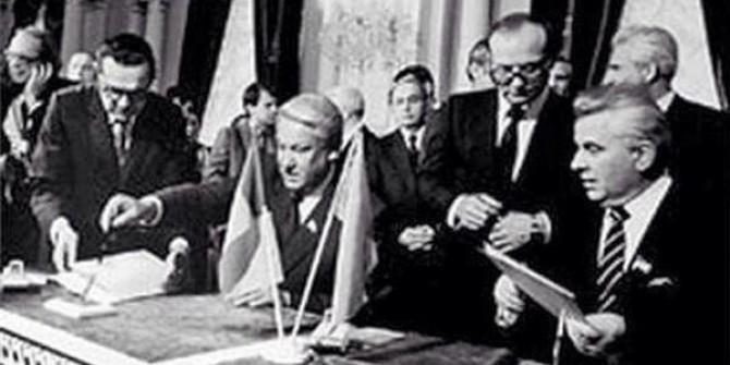 Washington Post: США пытались помочь России после развала СССР