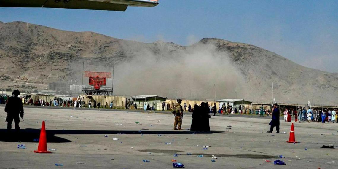 Пентагон подтвердил гибель 12 американских военнослужащих в результате теракта в Кабуле