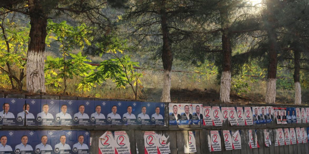 Грузия не допустила украинских депутатов наблюдать за выборами