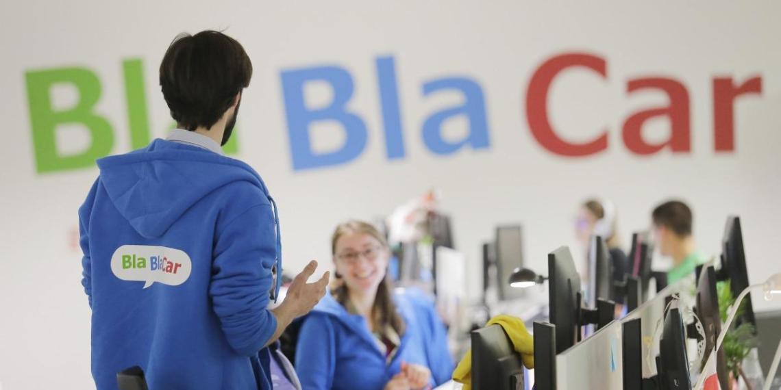 Минфин захотел брать с водителей BlaBlaCar подоходный налог