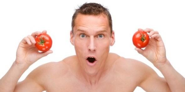 Помидоры повышают качество мужской спермы - ученые
