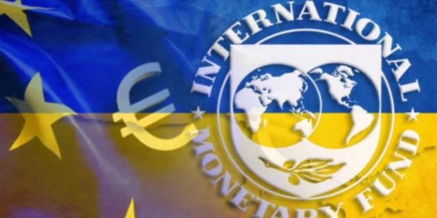 Bloomberg View: помощь МФВ Украине станет троянским конем для Киева
